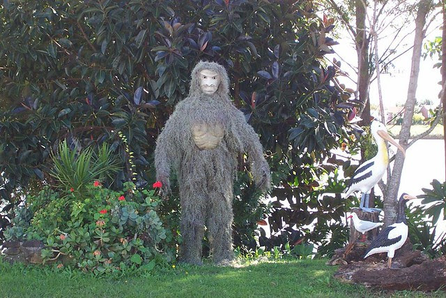 Woodburn Yowie Theres A Yowie On The Banks Of The River