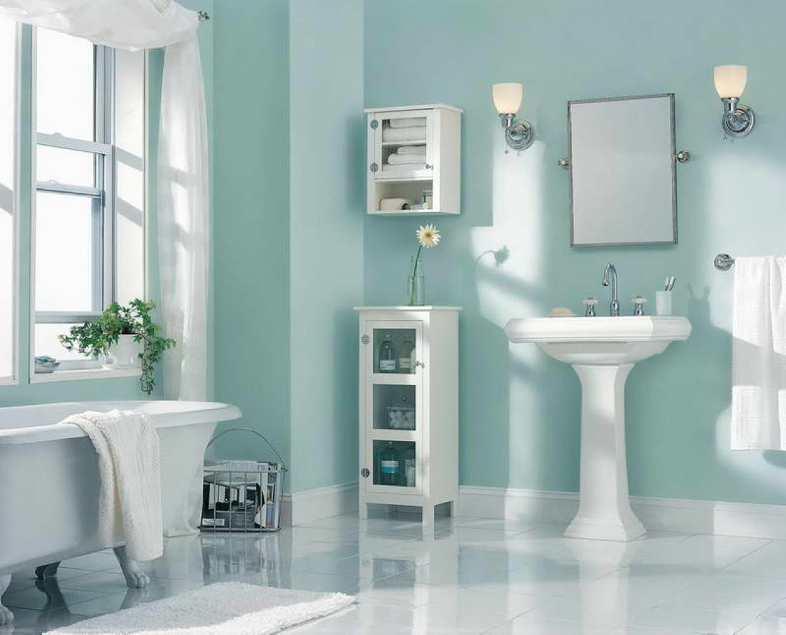 Refresh Your Bathroom with Latest Color Trend Ideas ...