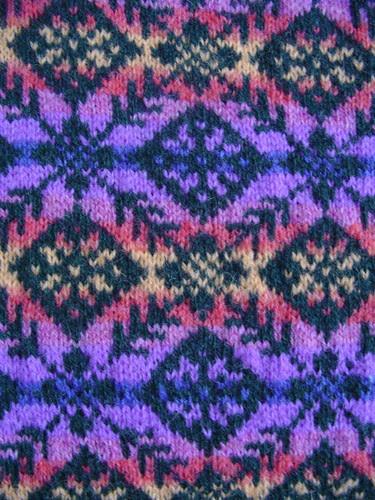 NSFI - pattern closeup