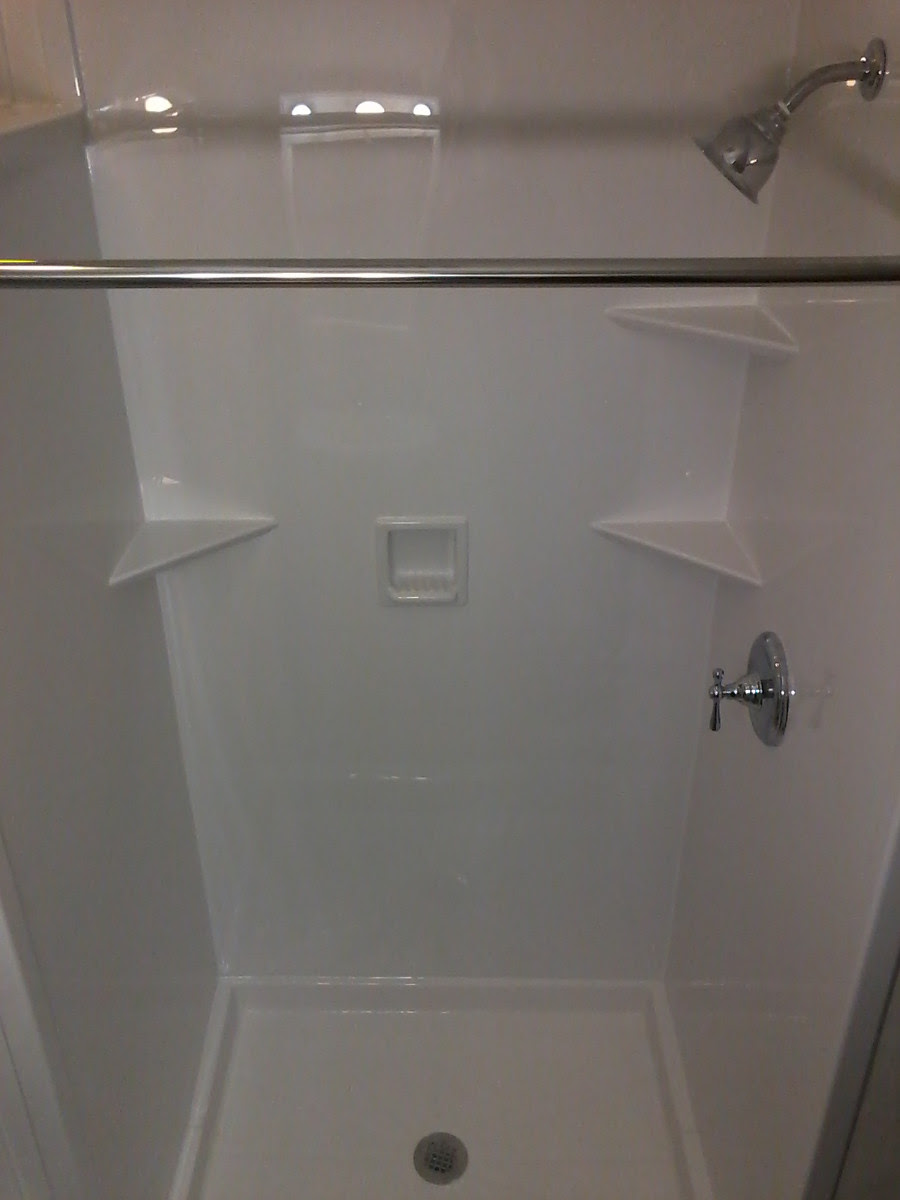Shower Liner Wall Nj New Jersey Remodeling Contractor