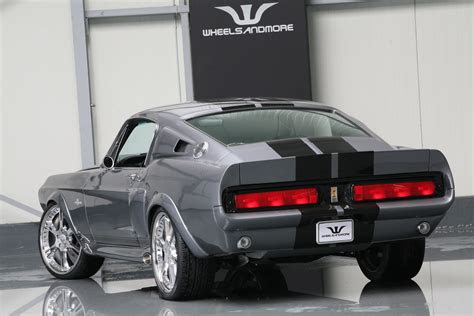 wheelsandmore mustang shelby gt eleanor picture