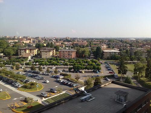 Panoramica Desio-Milano by durishti