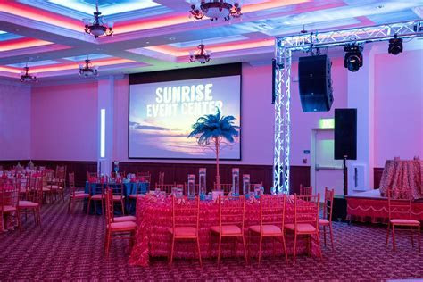 Gallery   Sunrise Banquet Hall & Event Center