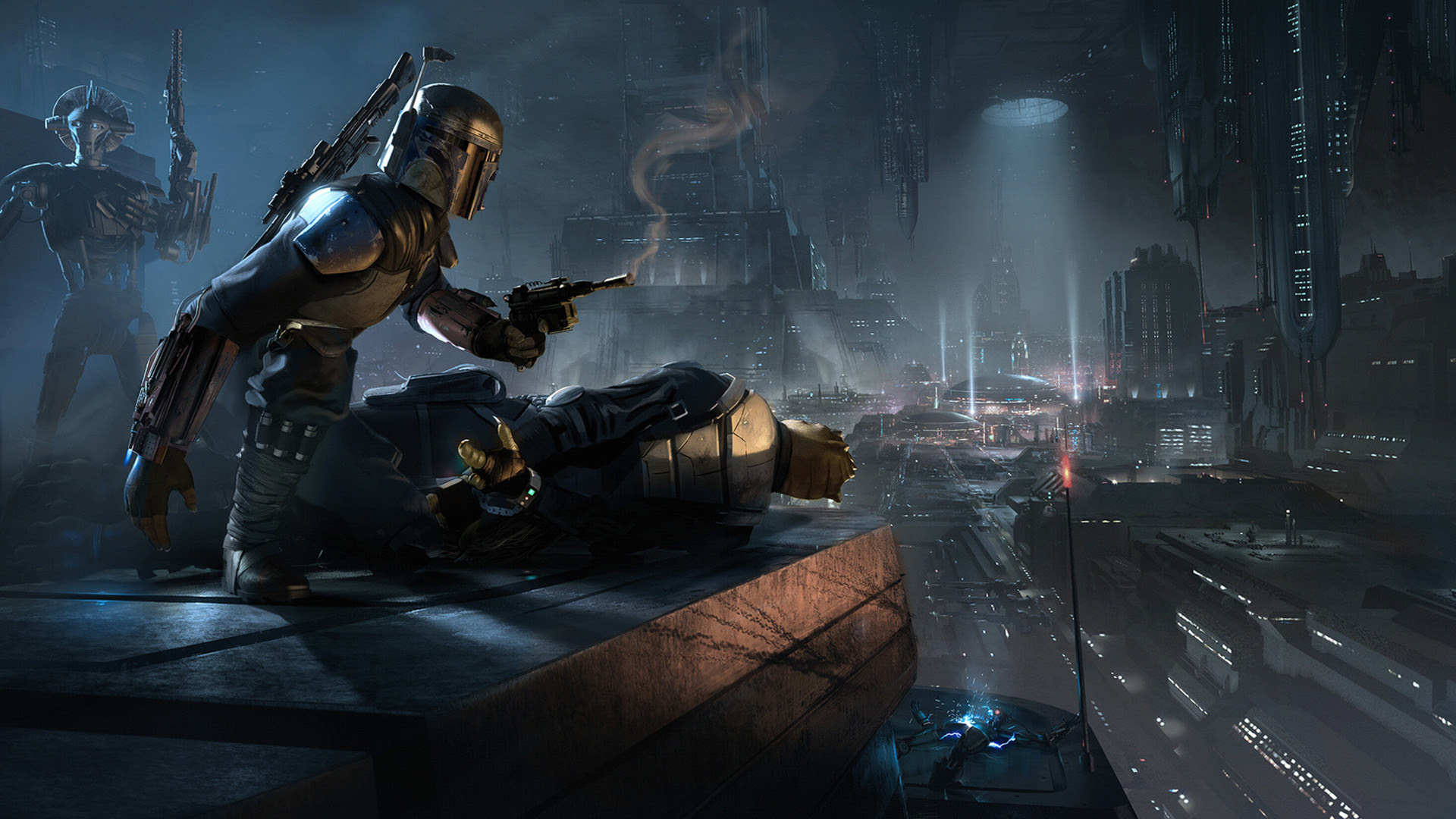 Bounty Hunter Wallpaper 73 Images