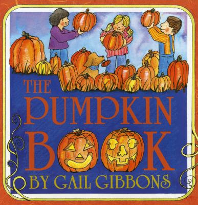 Cover image for The pumpkin book