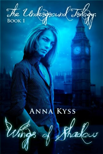 Wings of Shadow (The Underground Trilogy) by Anna Kyss