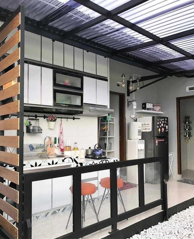 Model Atap Dapur Rumah   Ide Rumah Minimalis