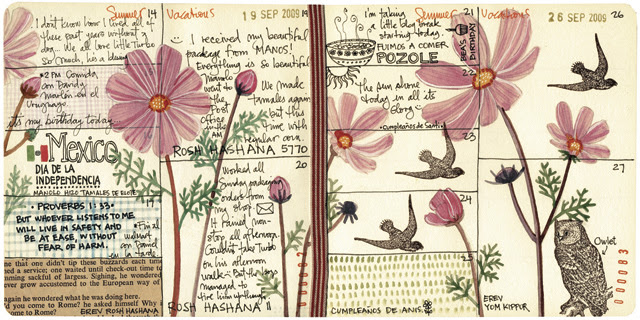 September Pages