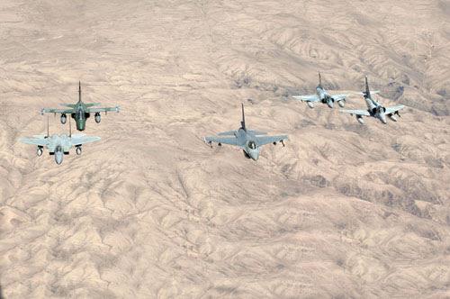 Formação Salitre 2009 - foto site FAA