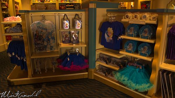 Disneyland Resort, Disney California Adventure, Frozen, Merchandise