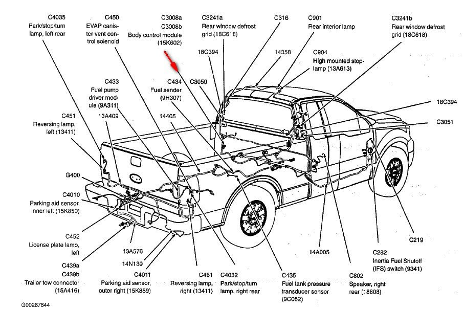 33 2013 Ford F150 Parts Diagram