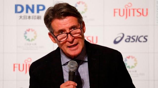 Los Juegos Olímpicos de Tokio se pueden realizar 'de forma segura', dice el presidente de World Athletics, Seb Coe