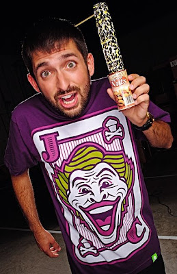 Johnny Cupcakes - Jokester Guys T-Shirt
