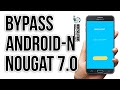 Android 7.0, 7.1, 7.1.2 Nougat Remove Google Account Samsung Galaxy S7 Edge