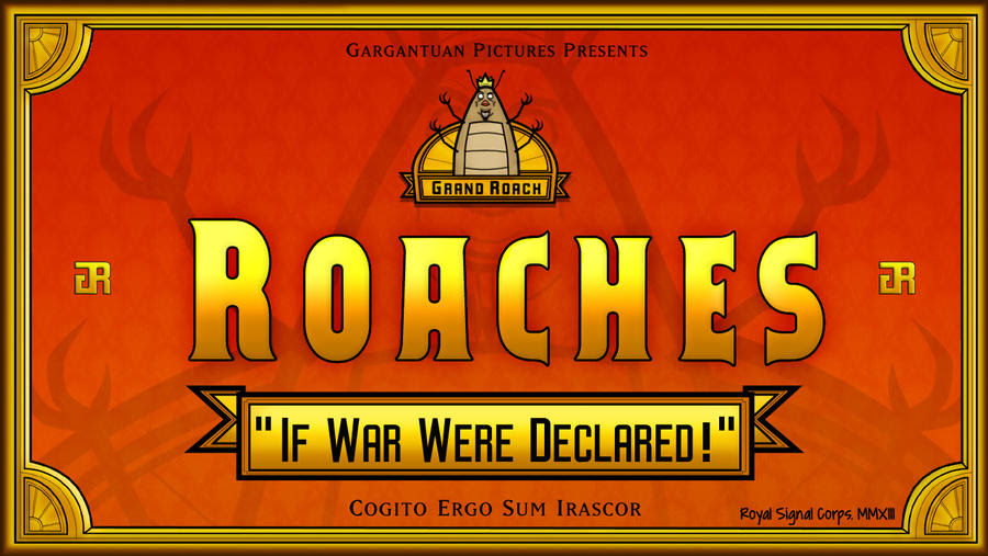 Roaches Animation Cartoon