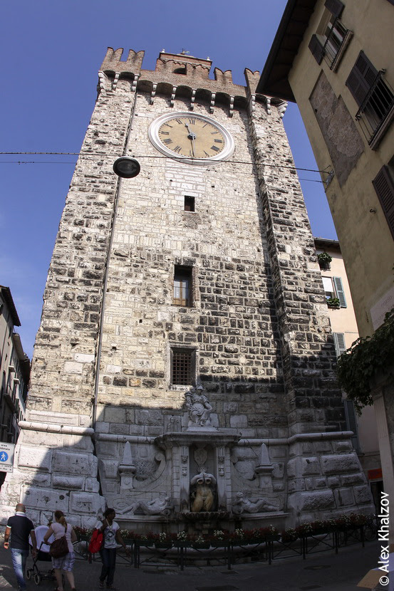 The Pallata Tower