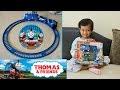 Bermain Kereta Api Mainan ❤ Playing Thomas and Friends Train Set ❤ Toys for Children