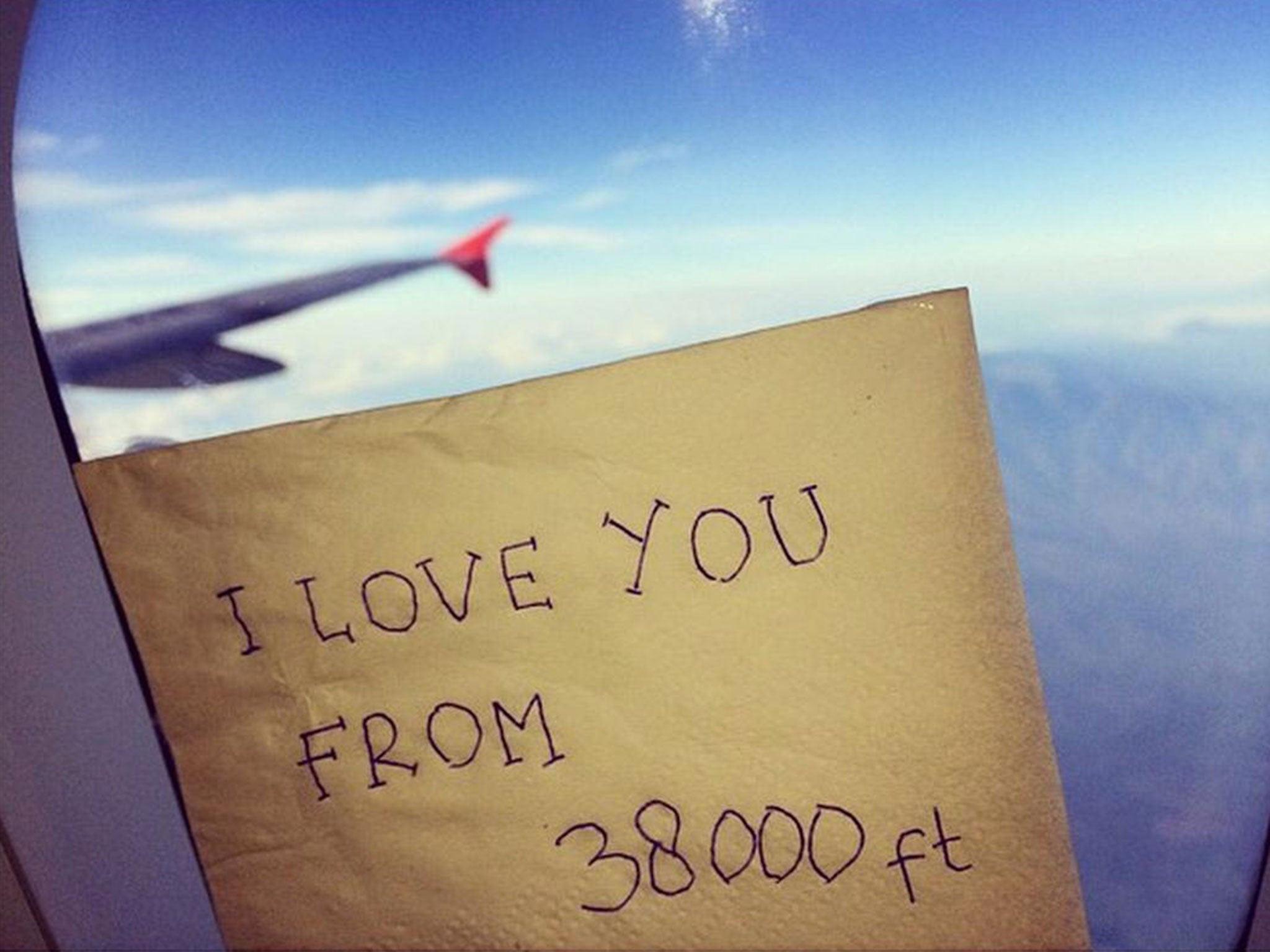 AirAsia flight QZ8501 crash Flight attendant s message