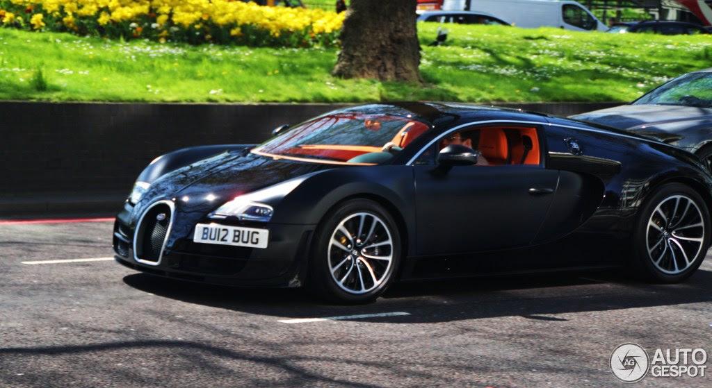 Bugatti Veyron 16.4 Super Sport Sang Noir - 23 Mai 2013 - Autogespot