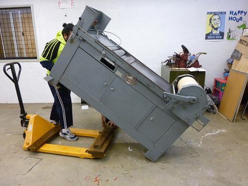 Press lift