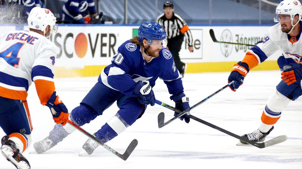 NHL announces Lightning's Stanley Cup Semifinal schedule