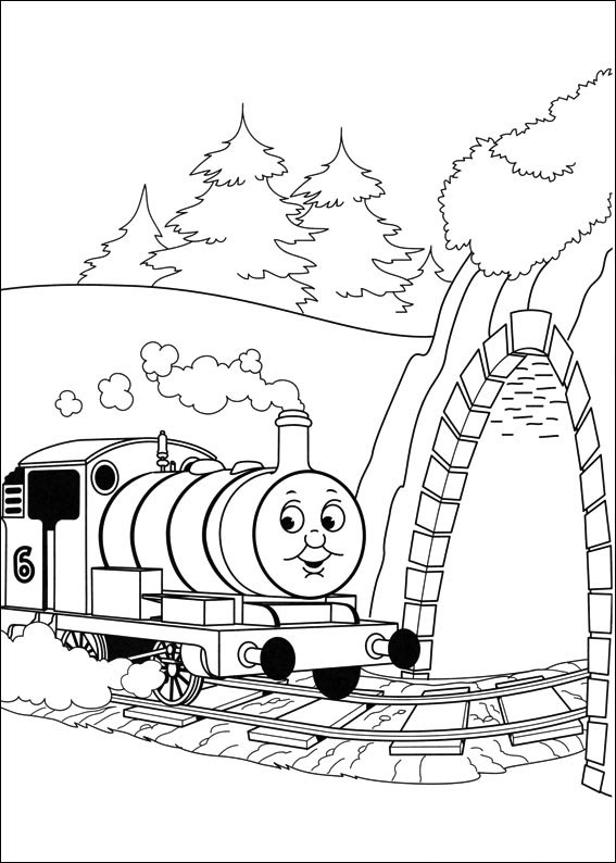 Pictures Of Thomas And Friends Logo Coloring Pages Kidskunstinfo