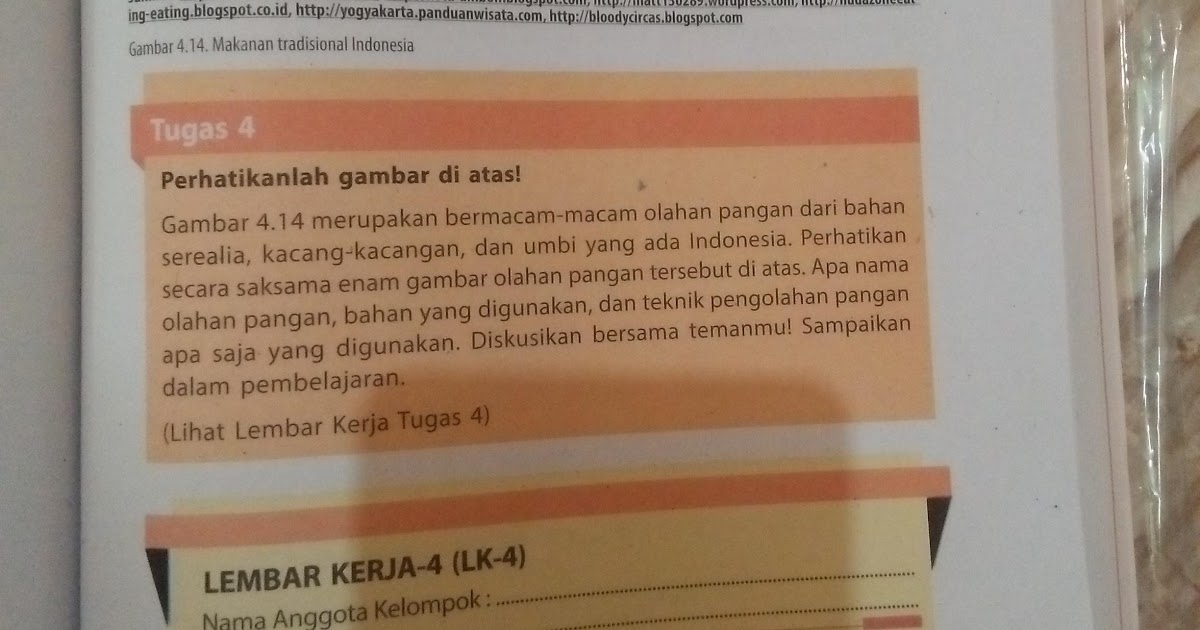 Kunci Jawaban Prakarya Kelas 8 Halaman 129 Ops Sekolah Kita