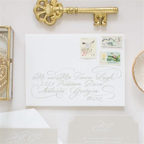 Easy Way to Gather Mailing Addresses for your Guest List