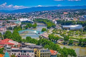 Where is Georgia_Tbilisi