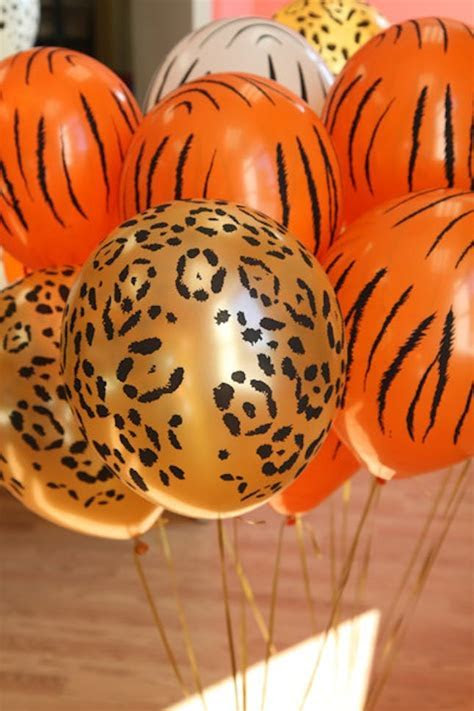 40 Wild Ideas for a Safari Themed Party   Brit   Co