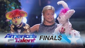 Darci Lynne: Kid Ventriloquist Sings With A Little Help From Her Friends - America's Got Talent 2017 : Liked on YouTube http://dlvr.it/PpFnnb