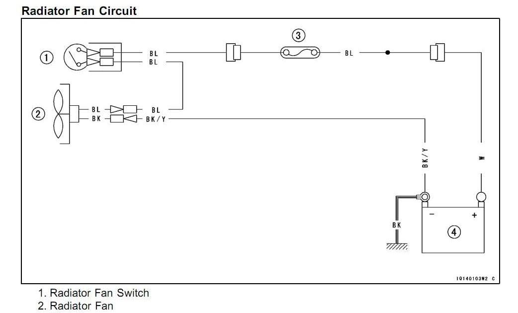 34 Kawasaki Mule 4010 Wiring Diagram - Diagram Design Example