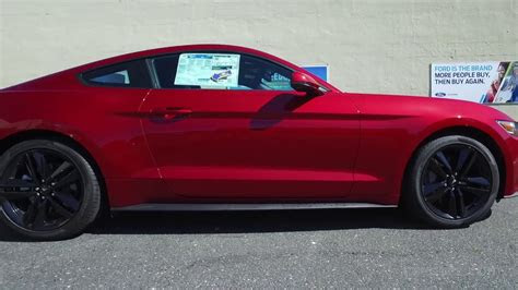 unboxing  ford mustang ecoboost  mustang