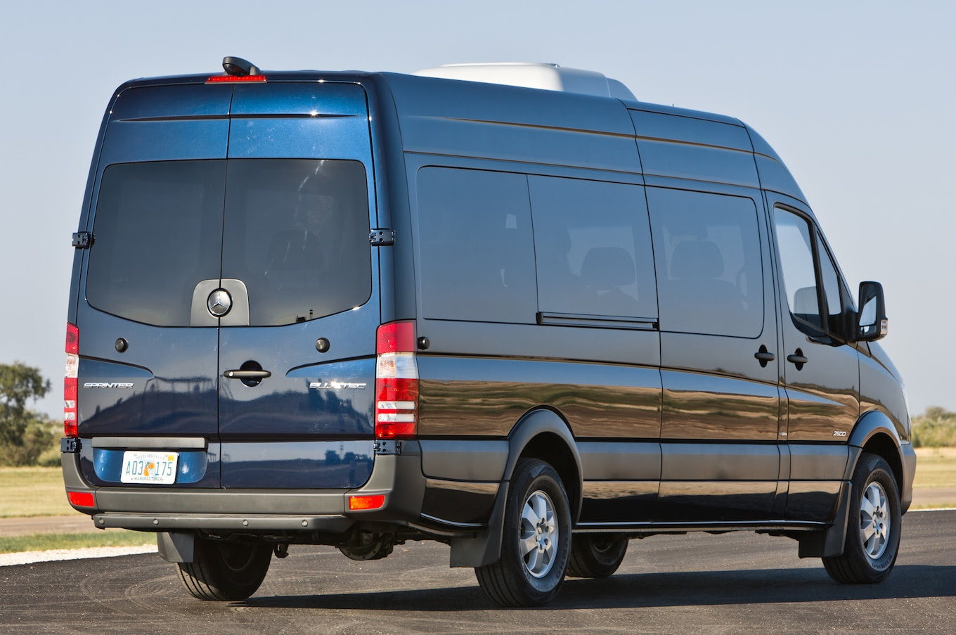 2014 Mercedes-Benz Sprinter 2500 First Test - Motor Trend