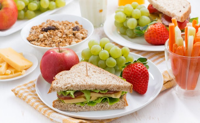 THE IMPORTANCE OF HAVING A HEALTHY BREAKFAST