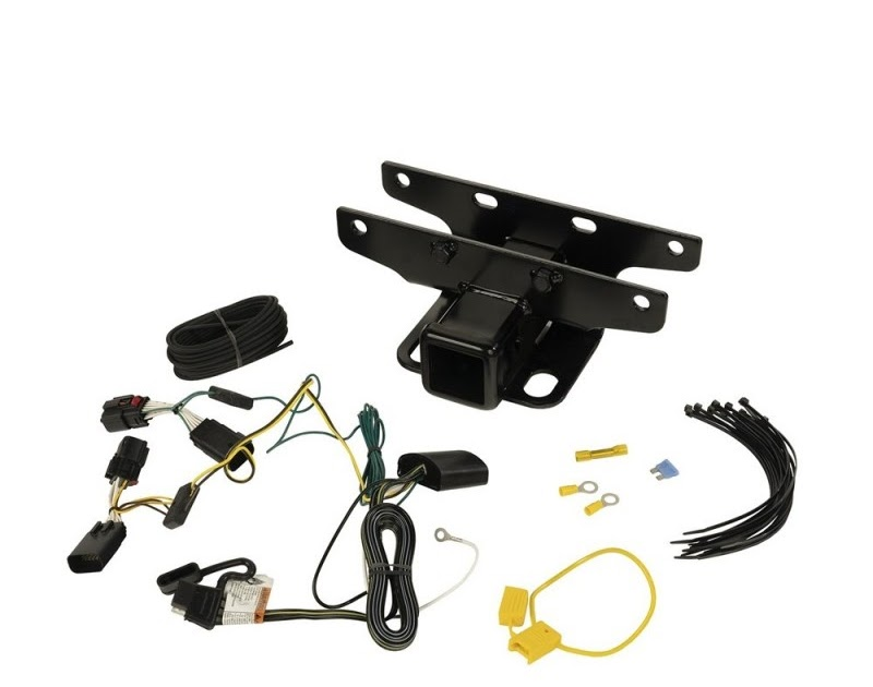 Jeep Jl Trailer Wiring Harness