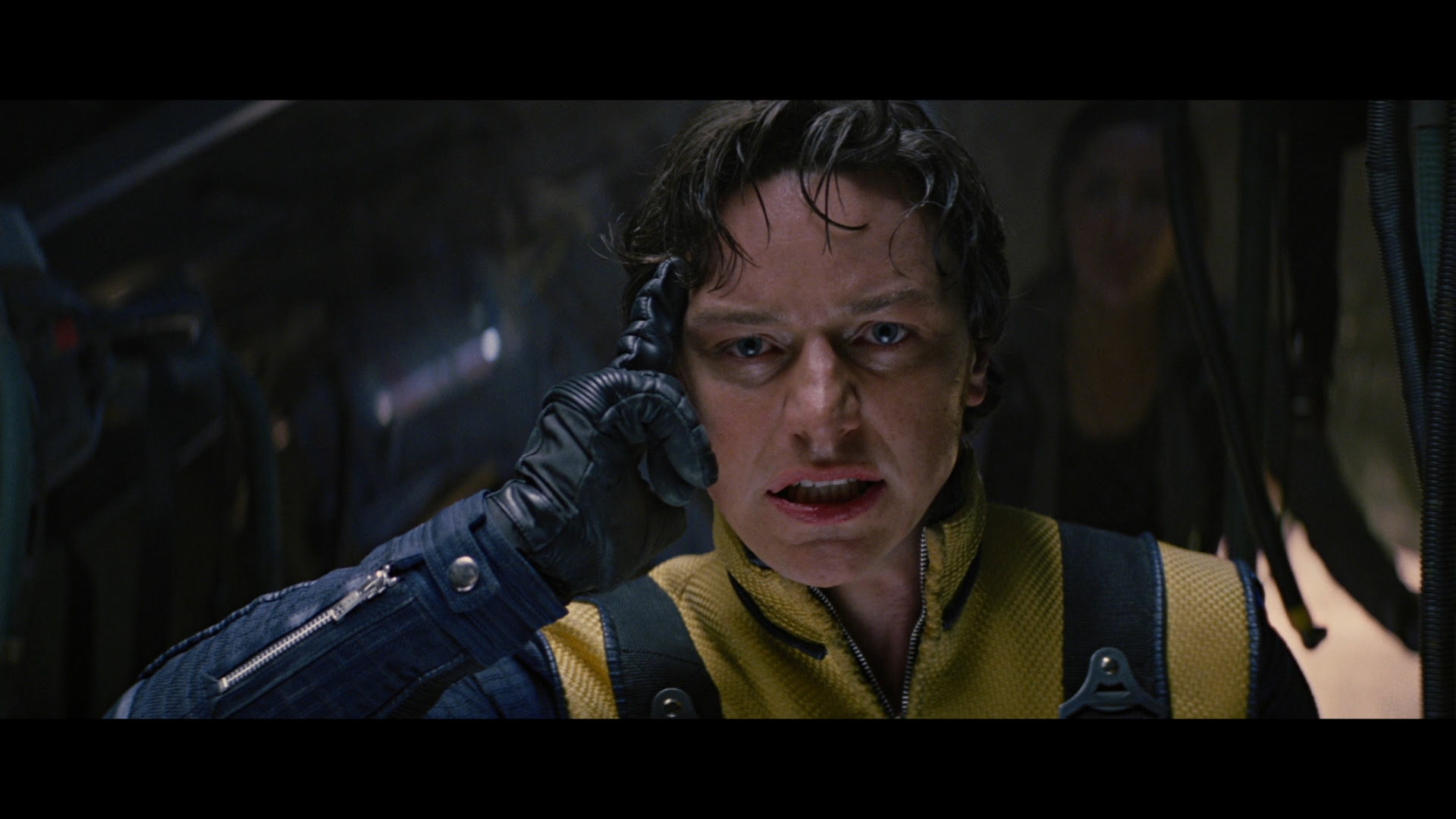 X Men First Class Blu Ray James Mcavoy