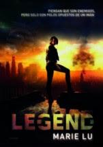 Legend (primera parte de la saga) Marie Lu