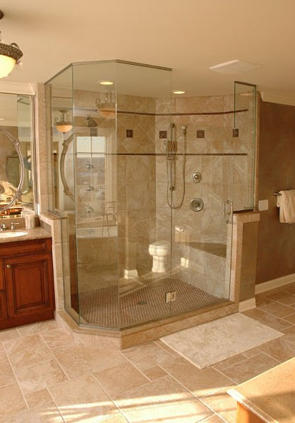 Walk-In Showers | Page 1 | Neal's Home Remodeling & Design Blog ...