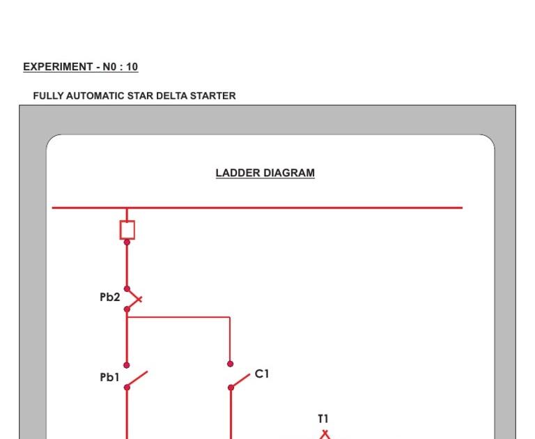 50 Luxury Star Delta Automatic Starter Wiring Diagram