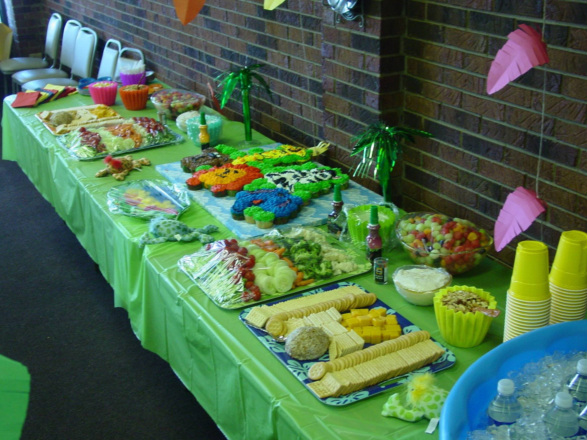 Baby Shower Food Ideas Jungle Baby Shower Food Ideas