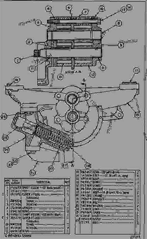 8N5853 ENGINE OIL PUMP GROUP - TRACK-TYPE TRACTOR