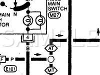 Repair Diagrams for 1996 Nissan Maxima Engine ...