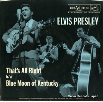 PRESLEY, ELVIS that's all right