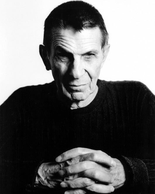 Leonard-Nimoy-Spock