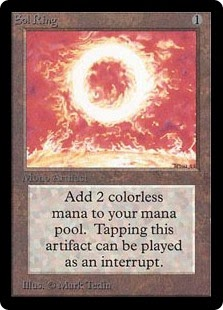Sol Ring Mtg Banned