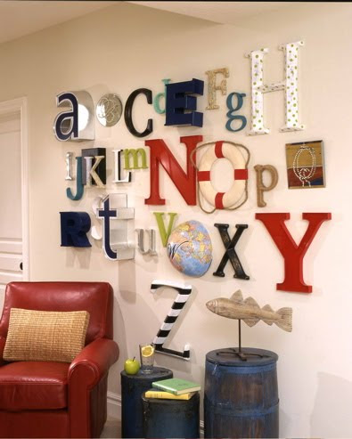 Wall Decorating Ideas for Kids' Rooms - Design Dazzle