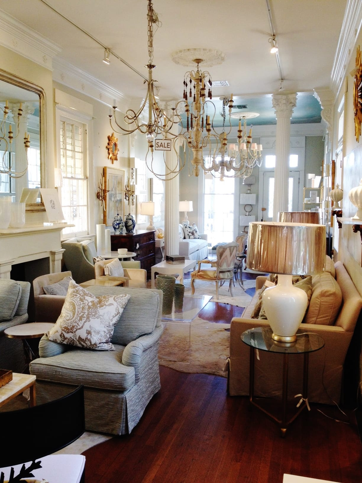 French quarter style home decor - House design plans