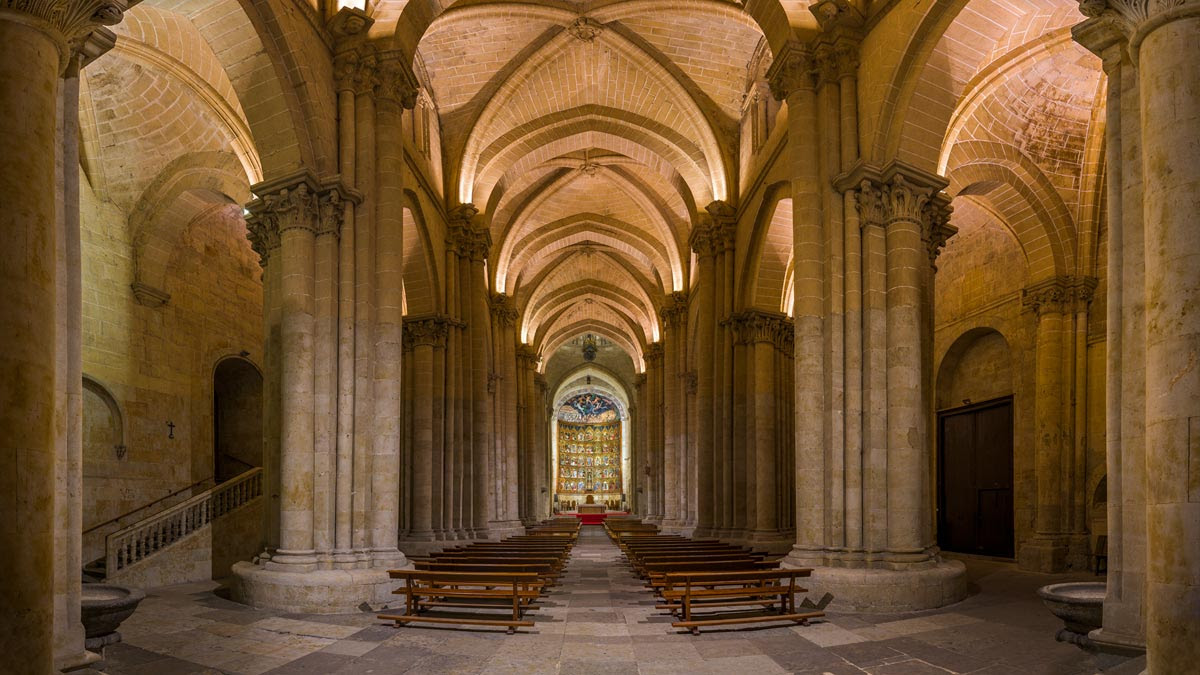 Resultado de imagen de Catedral Vieja Salamanca