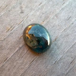 afghan blue tourmaline